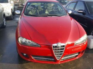 Alfa Romeo 147 2.0 Japan Import