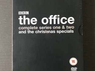 The Office UK TV series seasons 1 2 + Christmas specials