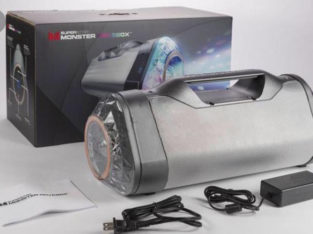 Monster Portable Speakers