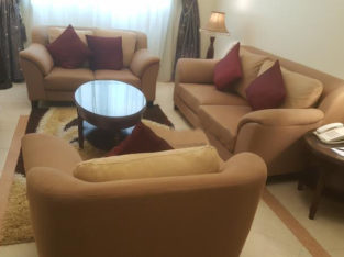 CLEARANCE ON LUXURY SOFAs IN BAITY HOTEL APT IN BUR DUBAI