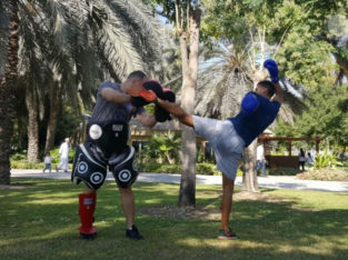 Personal trainer-BOXING-KICK BOXING