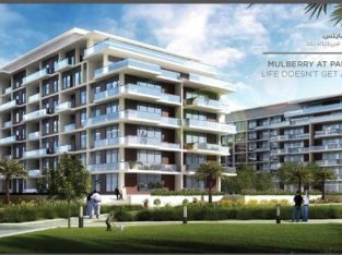 Distress Sale! Dubai Hills – Mulberry at Park Heights apt for sale !