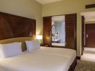 Luxury One Bedroom Suite – Beach Hotel near Abu Dhabi Mall