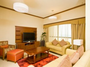 Furnished 2BR in a Luxury Hotel Apartment in Al Najda close to Abu Dhabi Mall