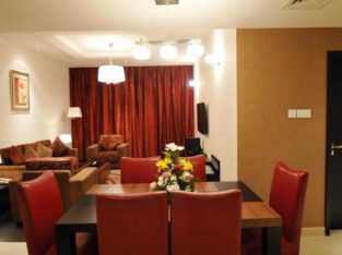 Fully Furnished Deluxe One Bedroom Hotel Apartment near to the Beach
