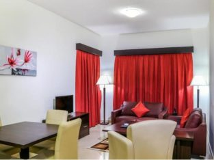 Furnished One Bedroom in a Deluxe Hotel Apartment in Al Nahyan Camp