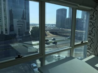 55,000 AED——-5 room office for sale or rent in Al khan, Sharjah