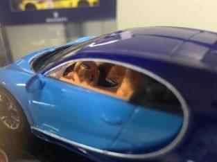 Bugatti Chiron 2016 model