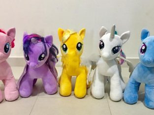 My little pony stuff toy