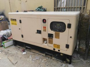 Generators from 2 kva to 500kva and construction equipment