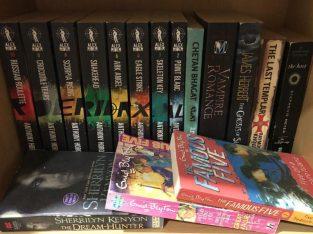 Paperbacks/Books/Novels for sale