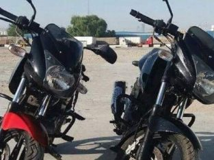 Used motorcycles for sale in single and bulk quantities