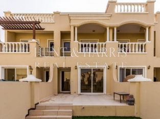 Well Presented 2 Bedroom Townhouse – Al Hamra Village