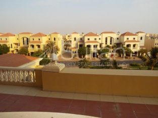 Lovely 1 Bedroom With Refreshing Golf View in Al Hamra
