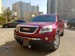 GMC ACADIA 2010 – G.C.C – PANORAMA – NEW CAR