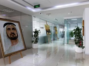 Fully serviced offices for rent in JLT