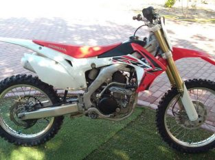 CRF250R 2015 38H only