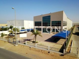 10% net income from RAK Freezone Commercial complex