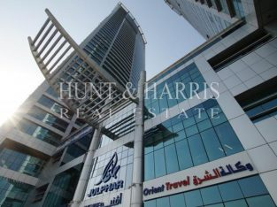 Fully Fitted Office with Marvelous Views over RAK and Mountains