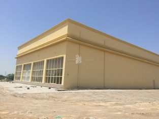 Warehouse for Sale in Rasalkhaimah