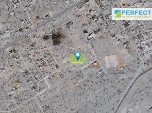 Land for sale in Al Qusaidat ارض للبيع في القصيدات