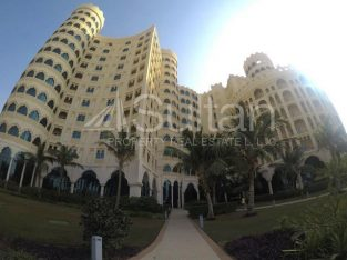 Furnished Sea view Palace Hotel Apartment