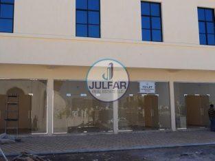 Shop For Rent In Al Uraibi, Ras Al Khaimah.