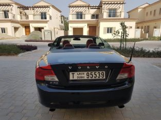 volvo C70 T5 GCC 2010 Convertable Well Maintened,N Accident.Clean car