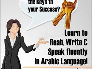 Learning Arabic language, corporate training