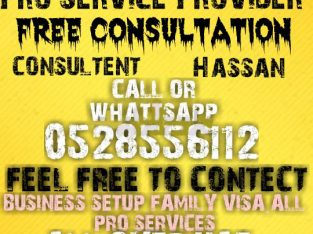 FAMILY VISA PRO SERVICES IN UAE. FREE CONSULTATION Show Phone Number