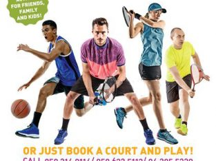 TENNIS, BASKETBALL AND SQUASH LESSONS FOR KIDS AND ADULTS