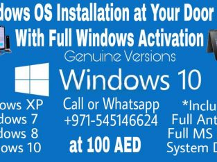 Windows Installation at your Door Step