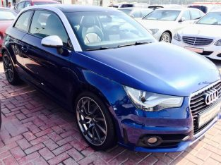 Audi A1 2014 very good condition warranty