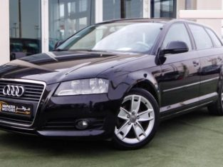 AUDI A3 GCC SPECIFICATION 1.8L TURBO