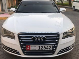 Audi A8 – Very good condition