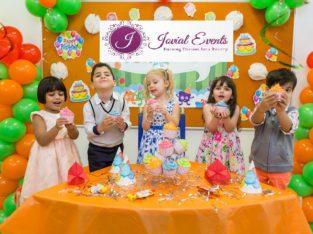 Birthday party planner Dubai