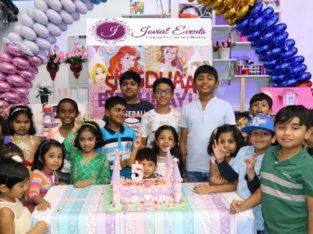Birthday party planner Abu Dhabi