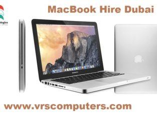 Hire MacBook for Conferences in Dubai