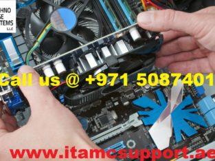 AMC services in Dubai | IT Solutions Dubai | Techno Edge Systems
