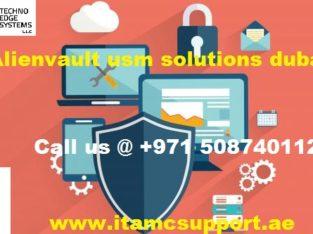 Alienvault usm solutions dubai | Unified security management