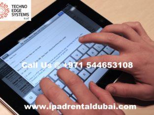 Latest ipads in Dubai   Ipad rental services   Techno Edge Systems